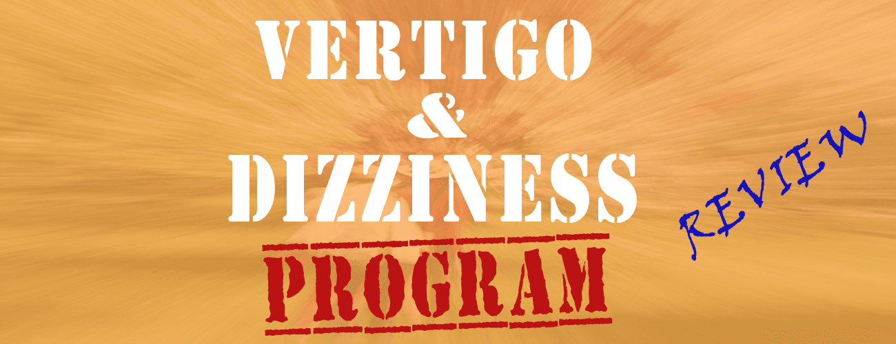 Vertigo And Dizziness Program Treatment