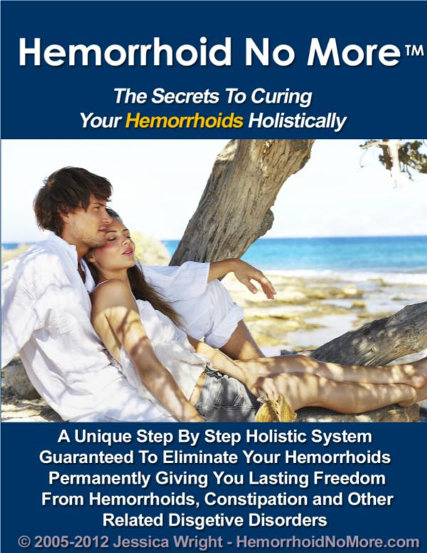 Hemorrhoid No More System Review