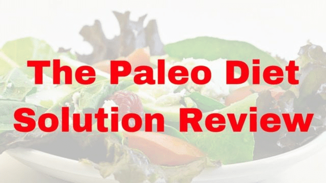 Paleo Diet Solution Wiki