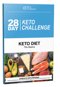 28 day keto challenge product