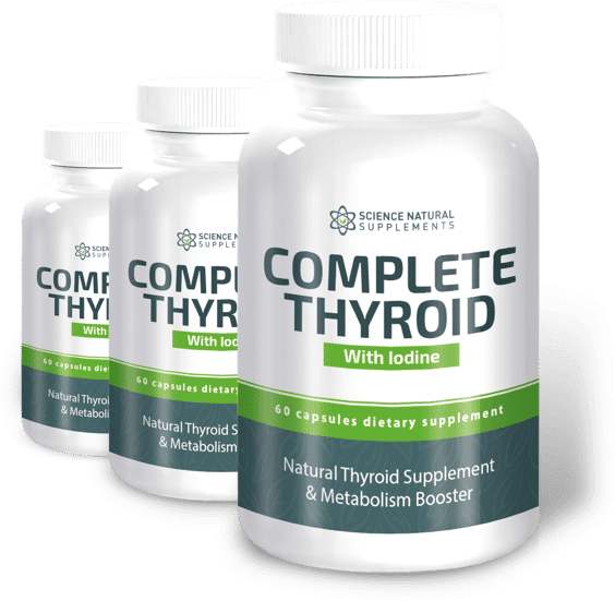 Complete Thyroid Bottle