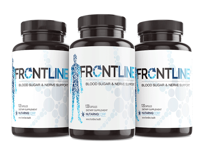 frontline blood sugar review